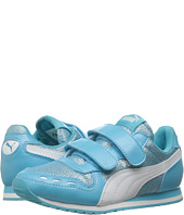 Puma Kids - Cabana Racer Glitter V PS (Little Kid/Big Kid)