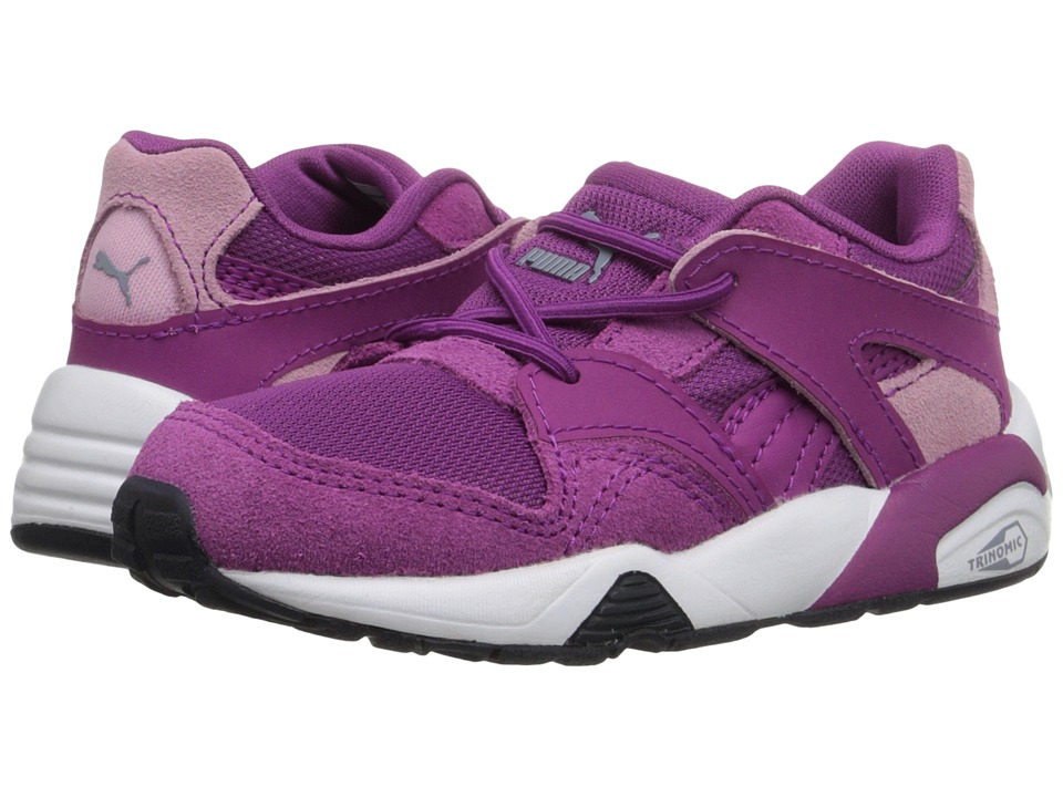 Puma Kids - Blaze Inf (Toddler) (Hollyhock/Pastel Lavender) Girls Shoes