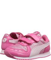 Puma Kids - Cabana Racer Glitter V Inf (Toddler)