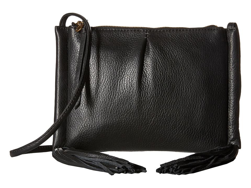 Hobo - Bay (Black) Cross Body Handbags