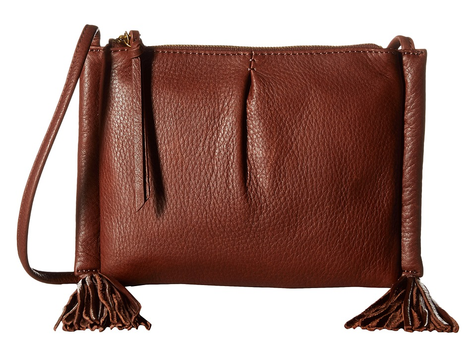 Hobo - Bay (Brandy) Cross Body Handbags
