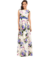 Adrianna Papell - Tropical Floral Ball Dress