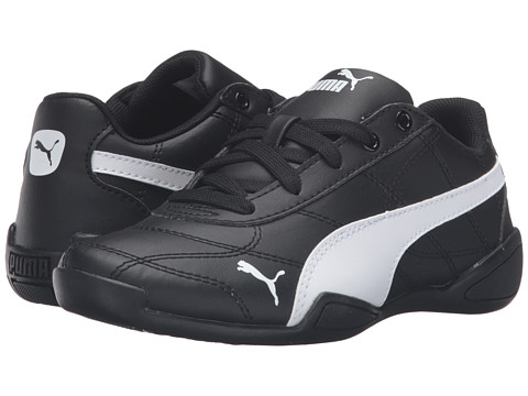 Puma Kids Tune Cat 3 PS (Little Kid/Big Kid) - Puma Black/Puma White
