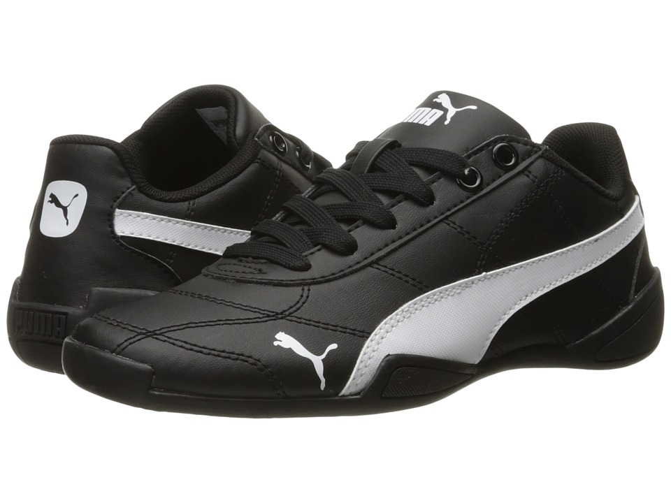 Puma Kids Tune Cat 3 Jr (Big Kid) (Puma Black/Puma White) Boys Shoes