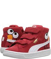 Puma Kids - Suede Mid Sesame Elmo V Inf (Toddler)