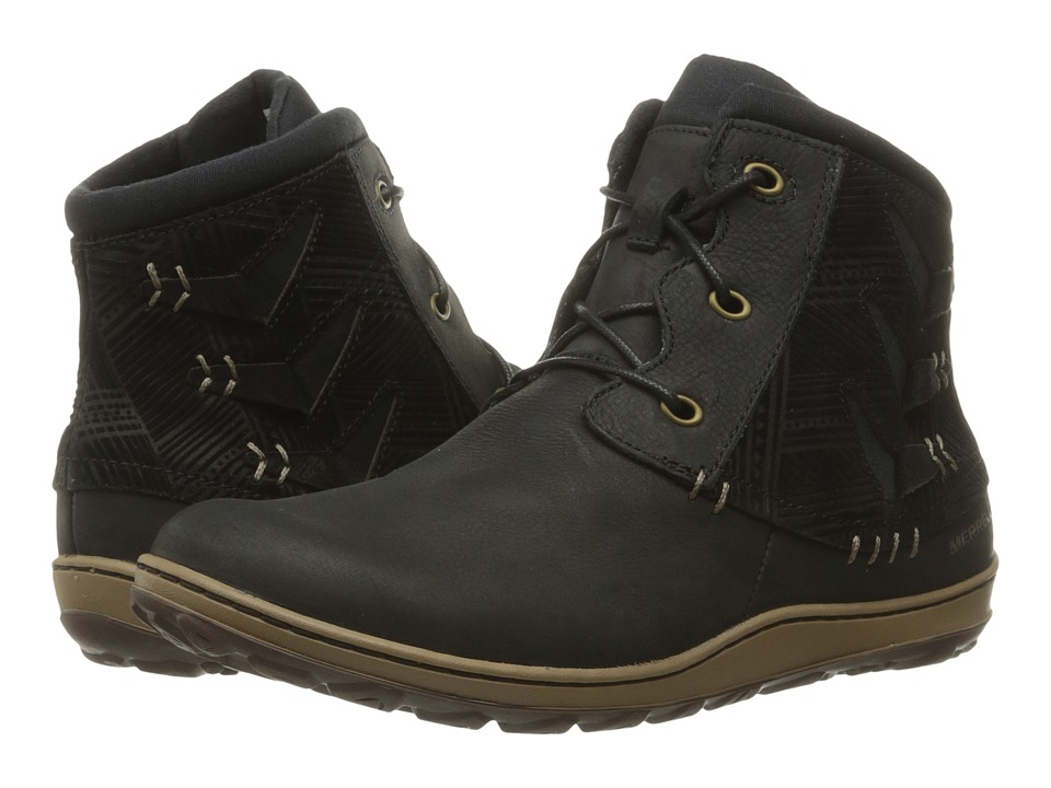 Merrell - Ashland Vee Ankle (Black) Women