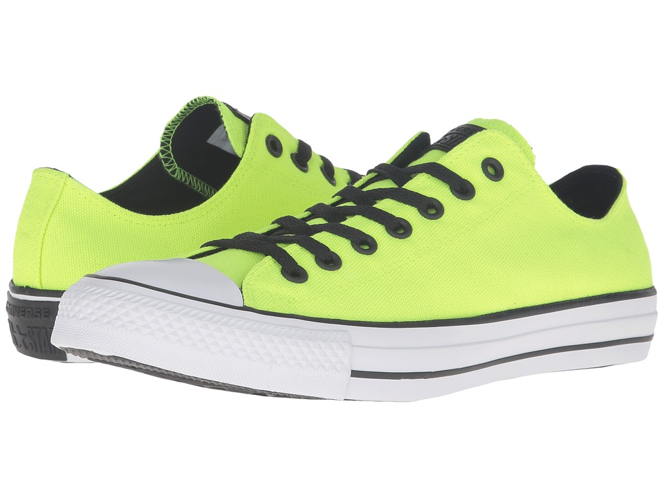Converse Chuck Taylor All Star Variable Box Woven Ox (Volt/White/Black) Lace up casual Shoes