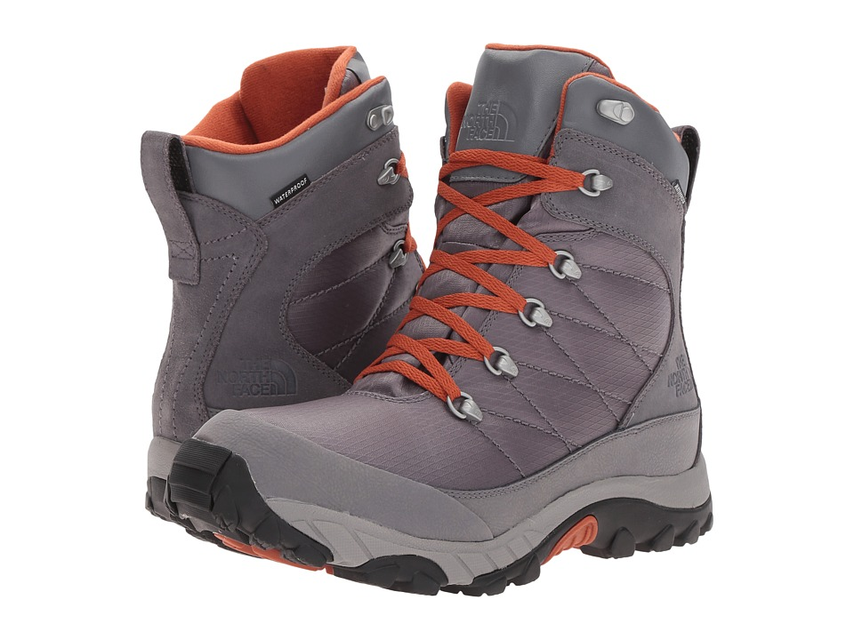 The North Face Chilkat LE II (Smoked Pearl Grey/Bombay Orange) Men