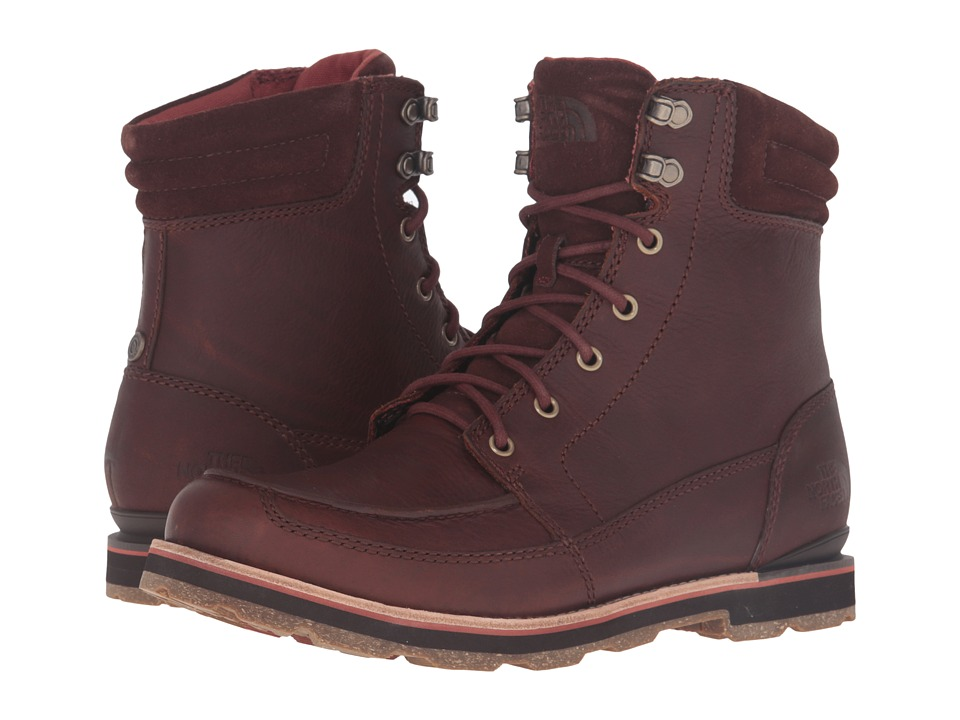 The North Face Bridgeton Boot (Tempest Brown/Arabian Spice) Men