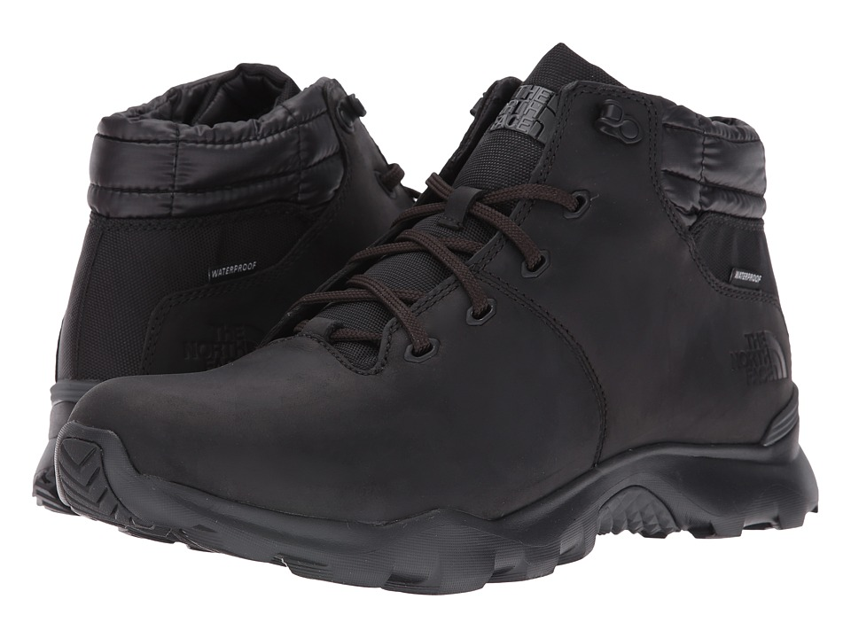 The North Face ThermoBall Versa Chukka (TNF Black/Dark Shadow Grey) Men