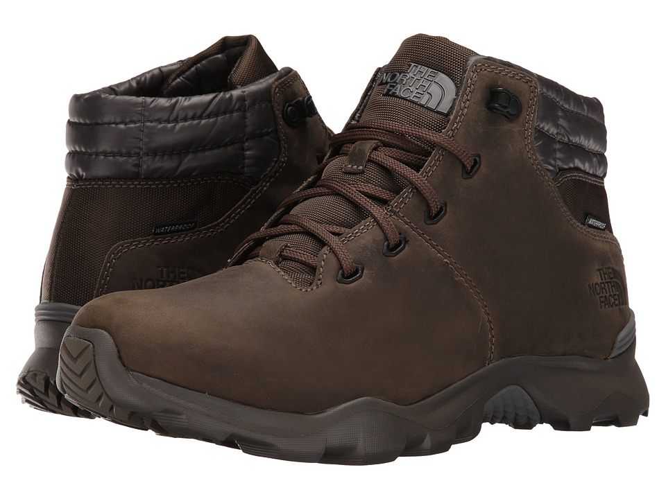 The North Face ThermoBall Versa Chukka (Weimaraner Brown/Smoked Pearl Grey) Men