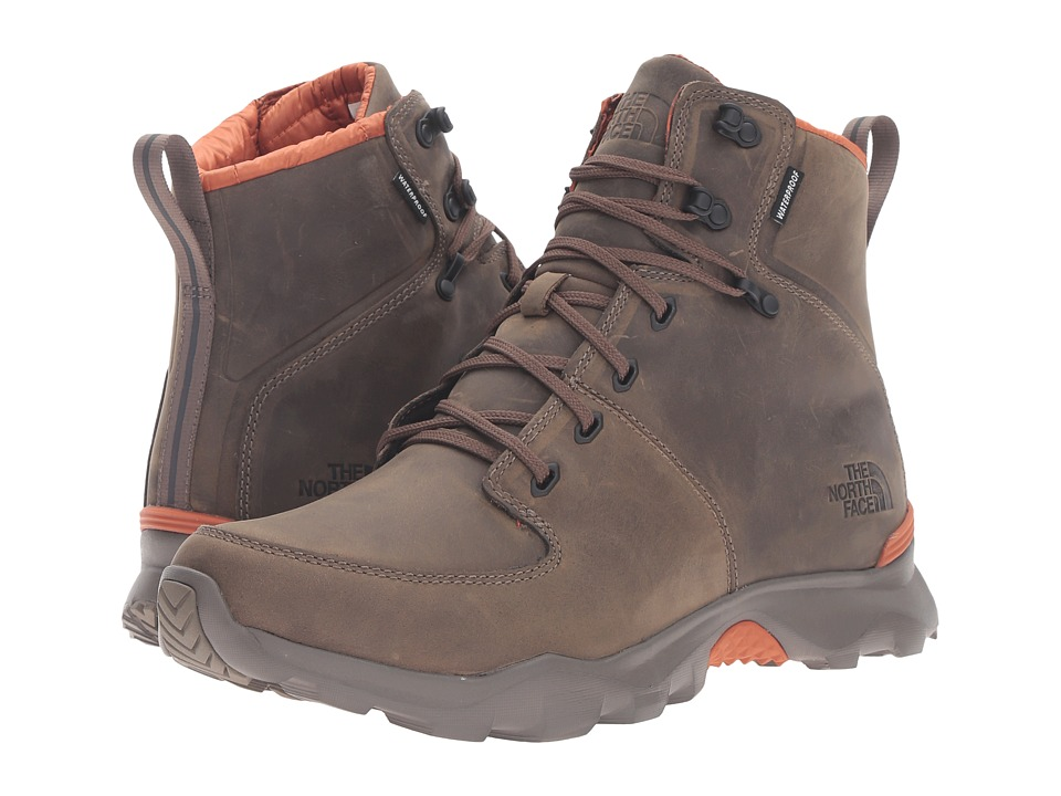 The North Face ThermoBall Versa (Weimaraner Brown/Bombay Orange) Men