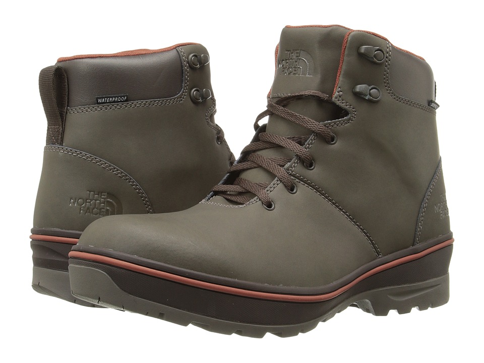 The North Face Ballard Commuter (Weimaraner Brown/Arabian Spice) Men