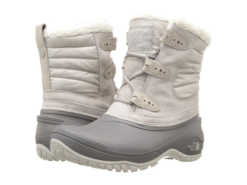 The North Face - Shellista II Shorty (Dove Grey/Q-Silver Grey) Women