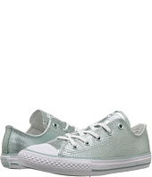 Converse Kids - Converse Kids - Chuck Taylor® All Star® Ox Metallic Leather (Little Kid)