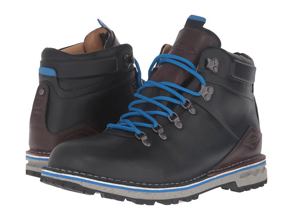 Merrell - Sugarbush Waterproof (Black) Men