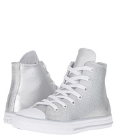 Converse Kids - Chuck Taylor® All Star® Hi Metallic Leather (Little Kid)