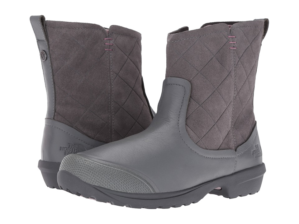 The North Face ThermoBall Utility Metro Shorty (Smoked Pearl Grey/Quail Grey (Prior Season)) Women's Pull-on Boots