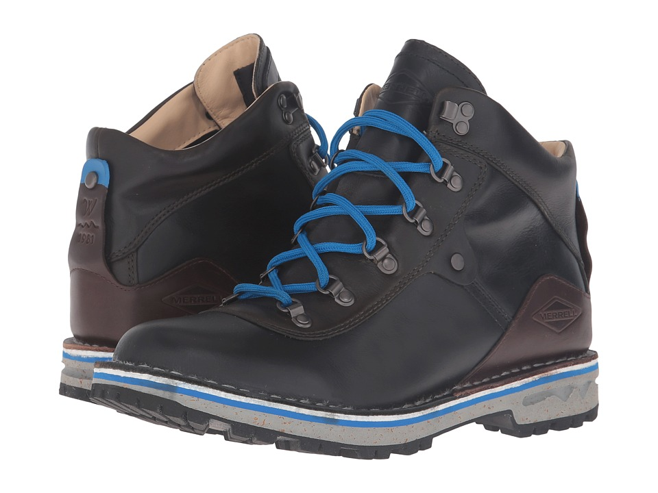 Merrell Sugarbush Waterproof (Black) Women