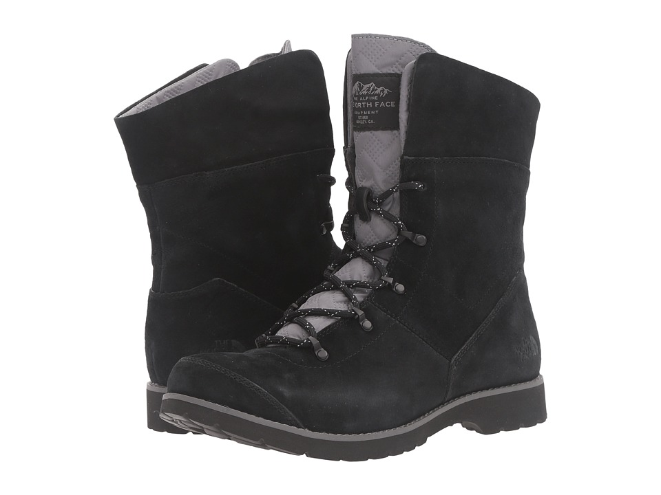 The North Face Ballard G.I. (TNF Black/Iron Gate Grey (Prior Season)) Women's Lace-up Boots