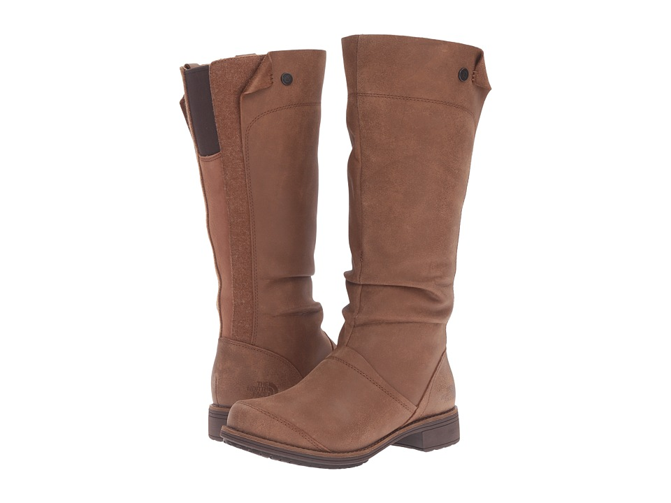 The North Face Bridgeton Tall (Dachshund Brown/Coffee Bean Brown (Prior Season)) Women's Lace-up Boots