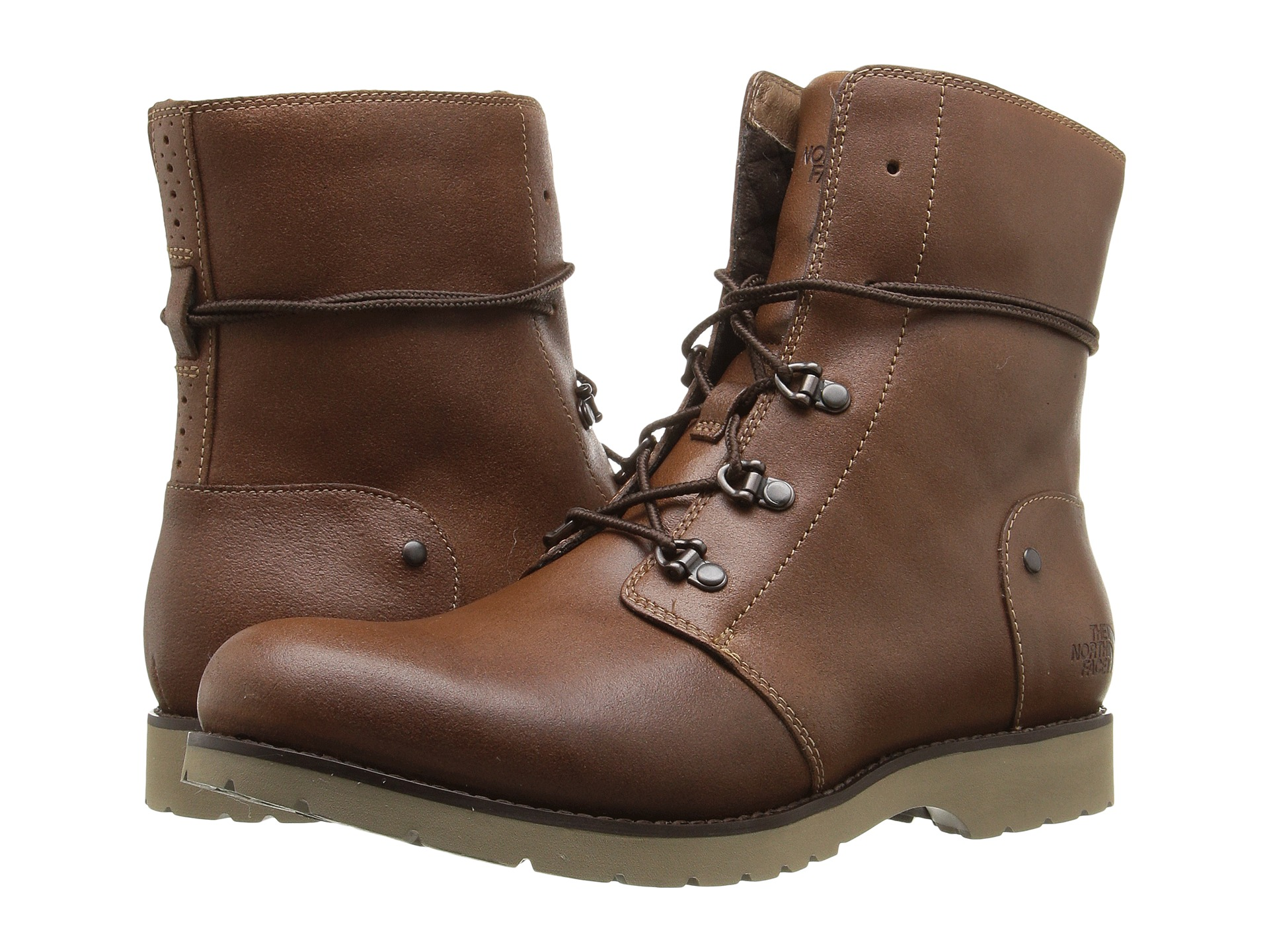 the north face ballard lace boots