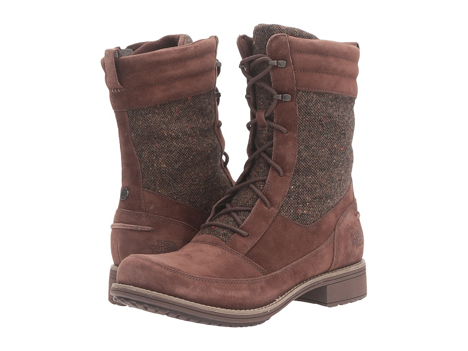 The North Face - Bridgeton Lace MM (Coffee Bean Brown/Cub Brown) Women
