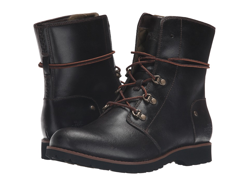 The North Face Ballard Lace II (Coffee Bean Brown/Caper Berry Green) Women's Lace-up Boots