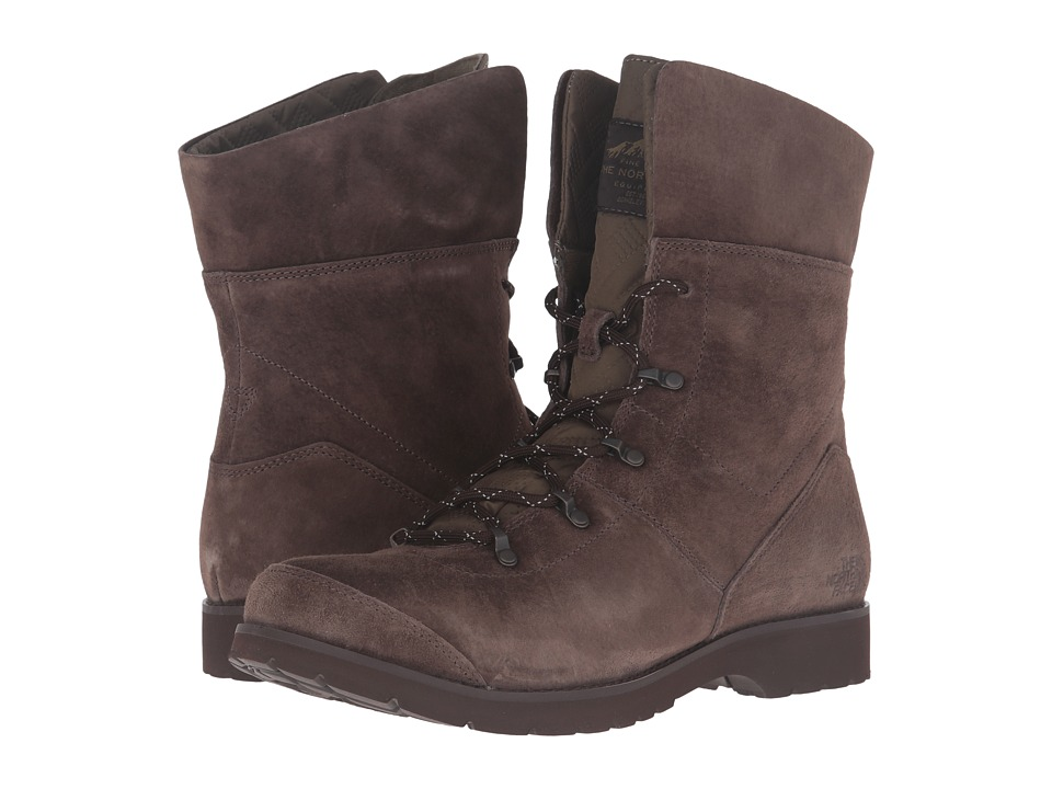 The North Face - Ballard G.I. (Espresso Brown/Caper Berry Green) Women