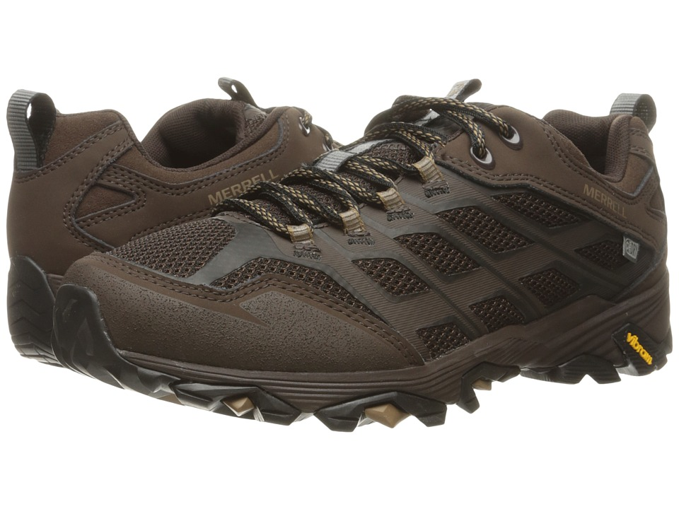 Merrell Moab FST Waterproof (Brown) Men