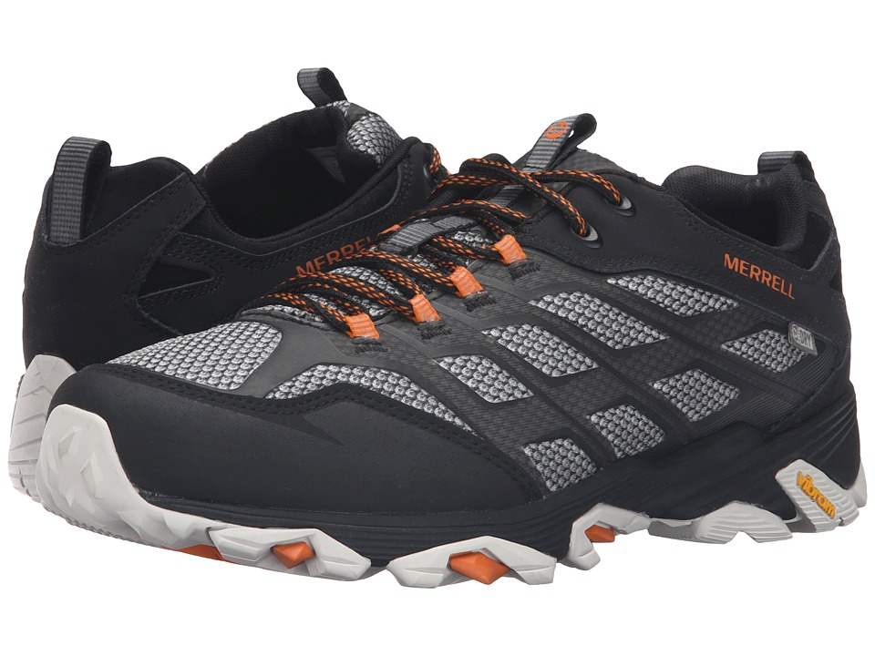 Merrell Moab FST Waterproof (Black) Men