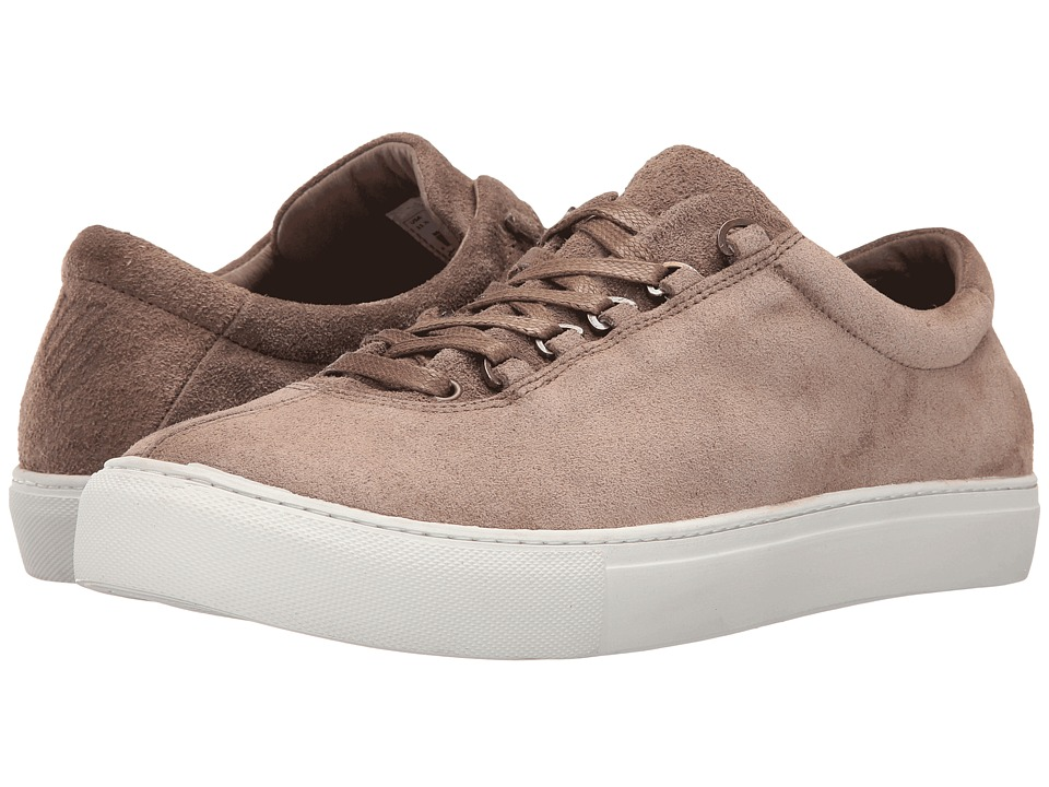 K-Swiss Court Classico Suede (Taupe/Off-White Suede) Men