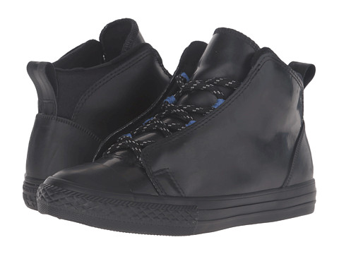 Converse Kids Chuck Taylor® All Star® Storm Jumper (Little Kid/Big Kid) - Black/Oxygen Blue/Black