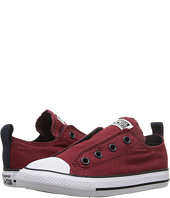 Converse Kids - Chuck Taylor® All Star® Simple Slip Ox (Infant/Toddler)