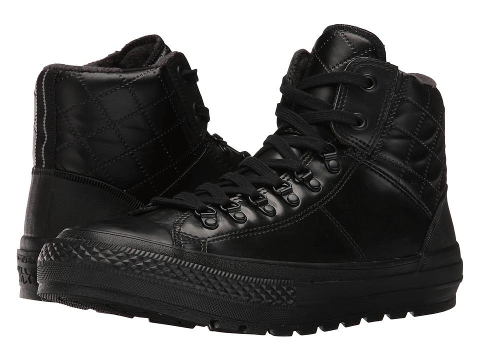 Converse Chuck Taylor All Star Street Hiker Hi (Black/Black/Black) Men