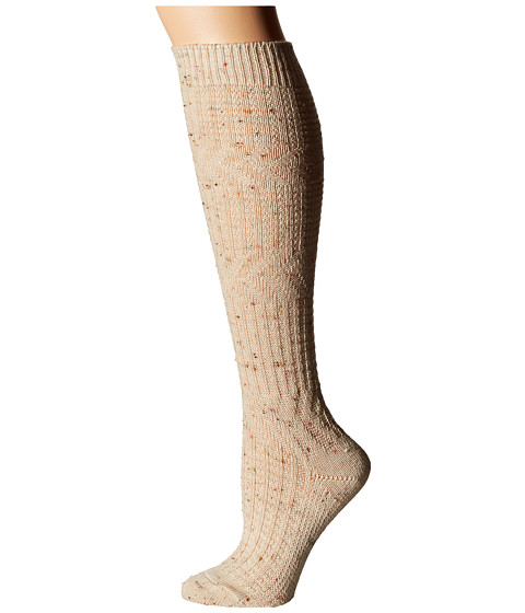 Smartwool Wheat Fields Knee Highs - Natural Heather