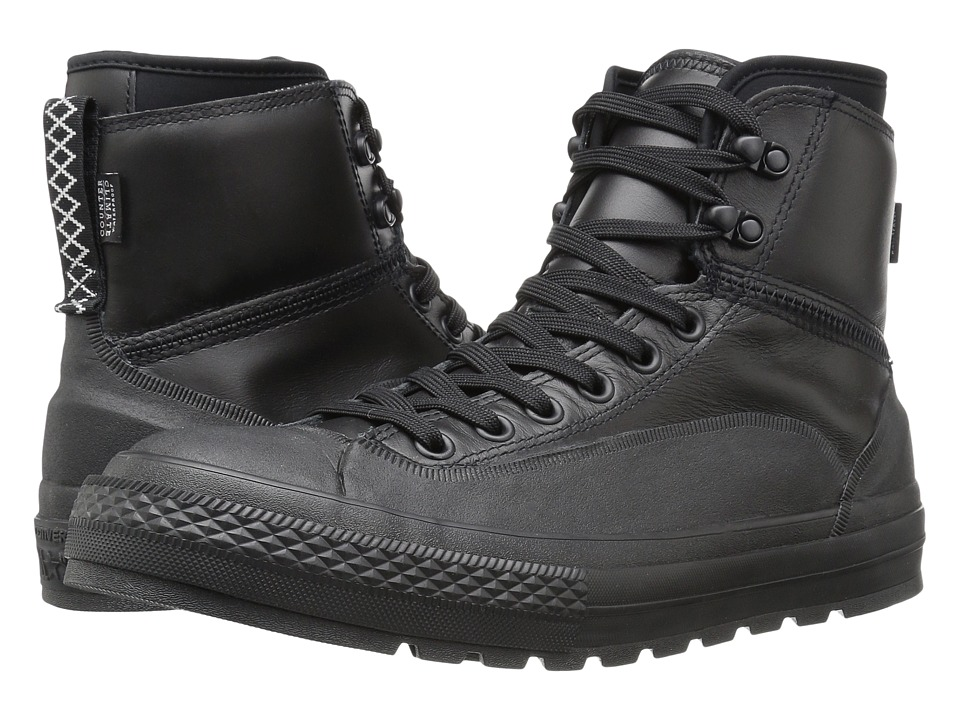 Converse Chuck Taylor All Star Tekoa Waterproof (Black/Black/White) Men