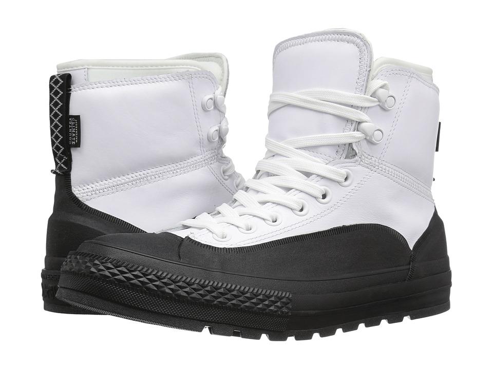 Converse Chuck Taylor All Star Tekoa Waterproof (White/Black/White) Men