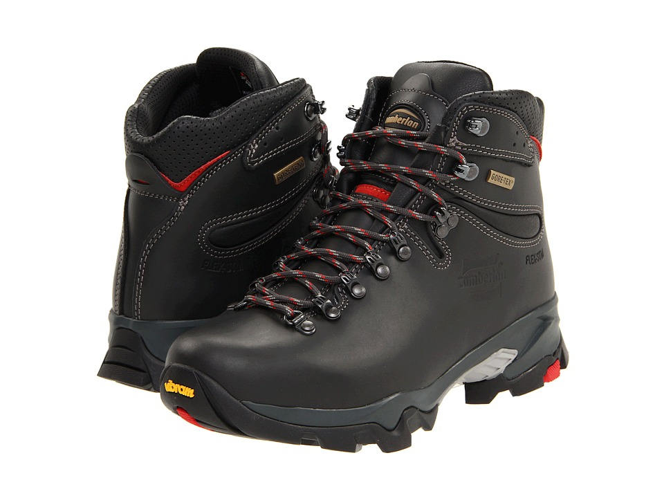 Zamberlan - Vioz GTX (Dark Grey) Mens Hiking Boots