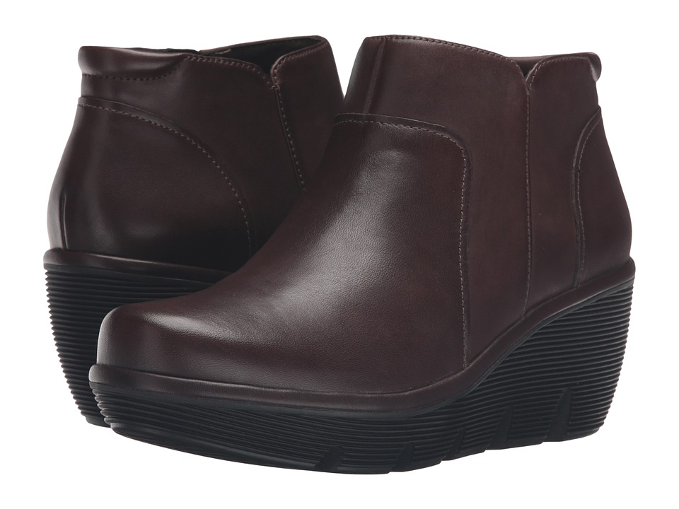 Clarks - Clarene Sun (Taupe Leather) Women