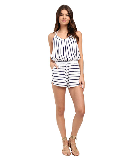 Roxy Keep Cool Romper Cover-Up