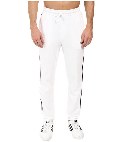 adidas Skateboarding BB Sweatpants - White/Black
