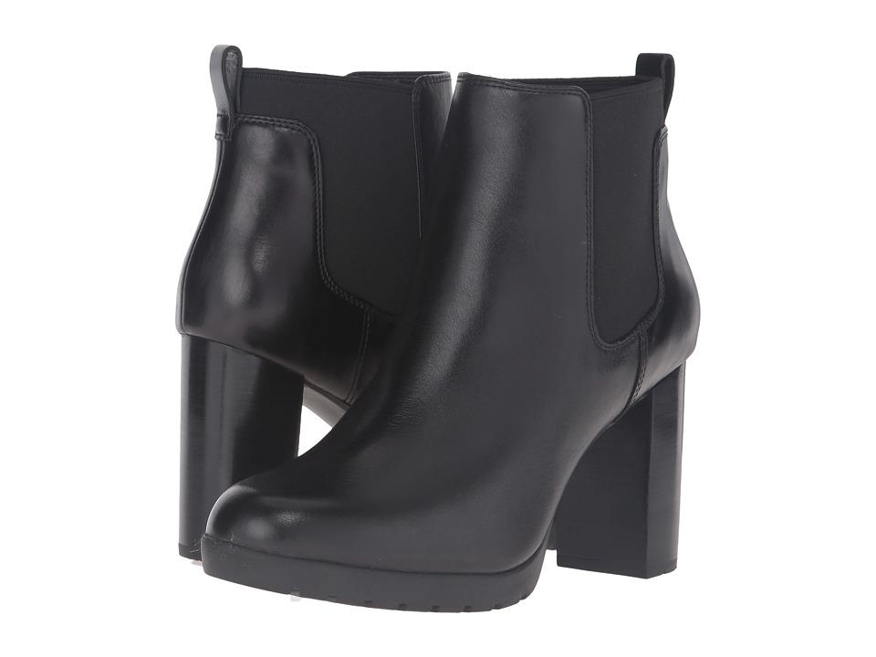 Clarks Elipsa Dee (Black Leather) Women