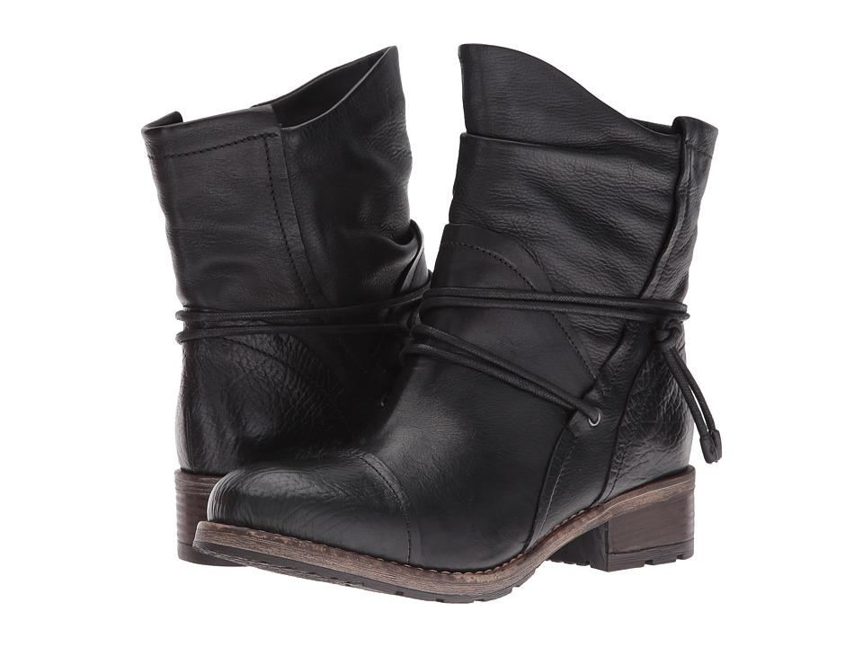 Clarks Volara Dina (Black Leather) Women