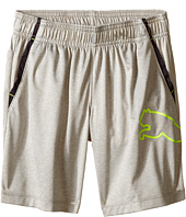 Puma Kids - Tech Comfort Shorts w/ Side Cat (Little Kids)
