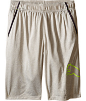 Puma Kids - Tech Comfort Shorts w/ Side Cat (Big Kids)