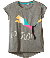 Puma Kids - Dropped Tail Tee (Big Kids)
