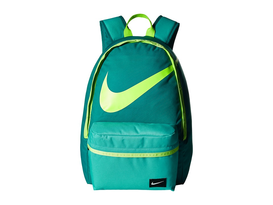 Nike - Young Athletes Halfday BTS Backpack (Rio Teal/Hyper Jade/White) Backpack Bags