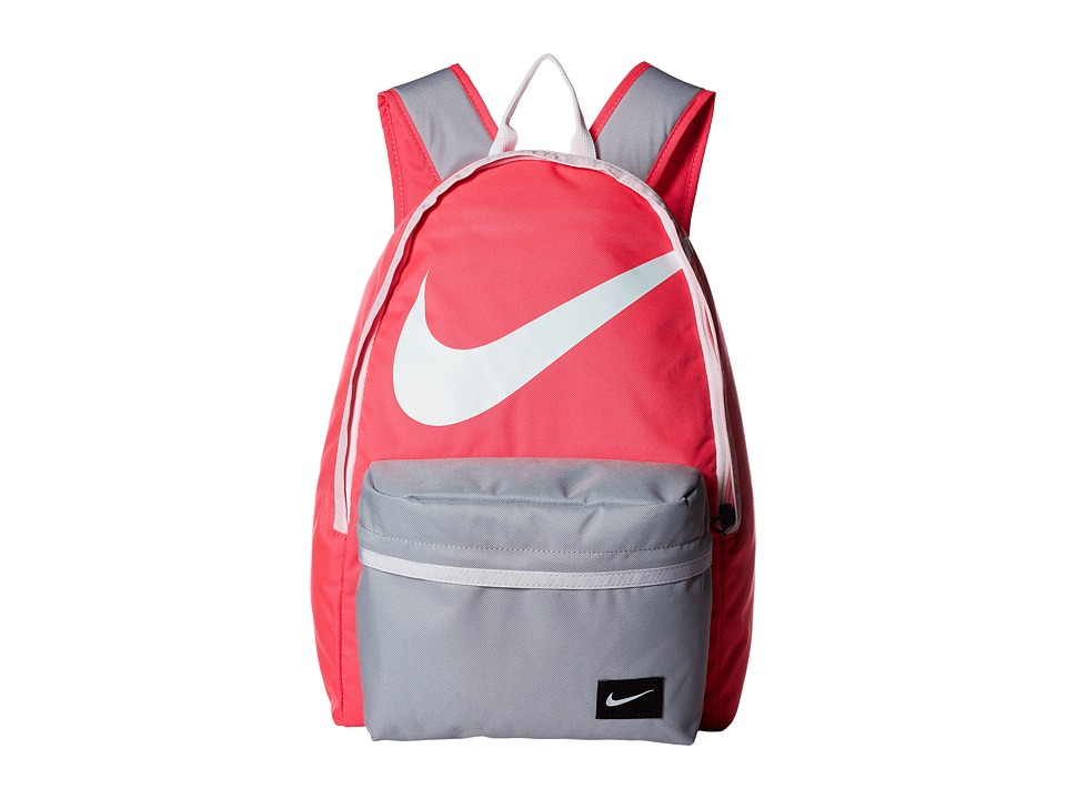 Nike - Young Athletes Halfday BTS Backpack (Hyper Pink/Wolf Grey/White) Backpack Bags