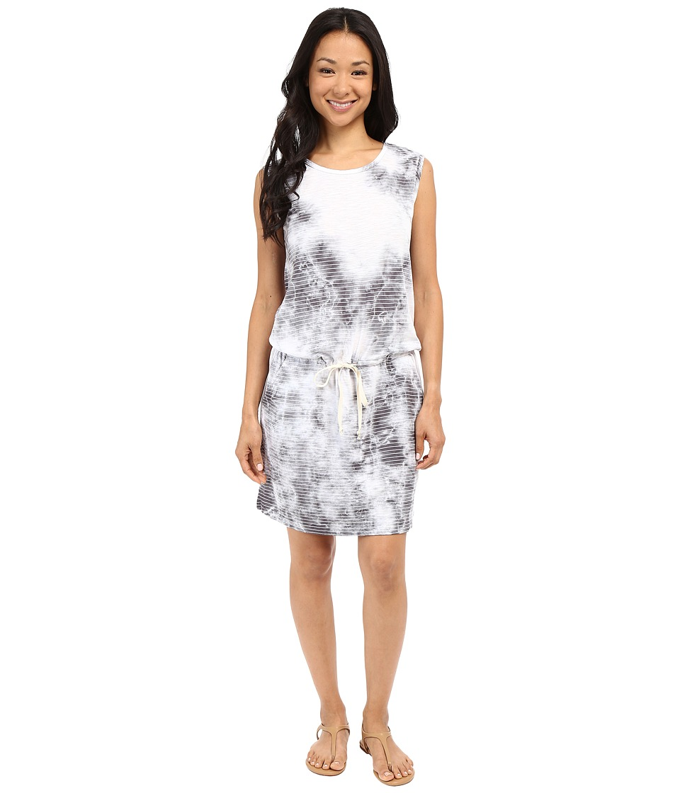 Allen Allen Crystal Wash Tank Dress Flint Womens Dress